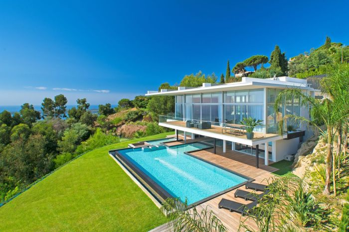 Luxury Property for sale in Cannes and along the French Riviera